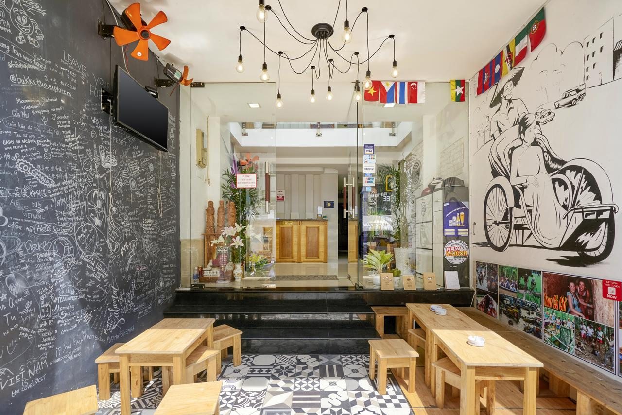 Top 8 hostel Bùi Viện giá rẻ, đẹp chất lượng ngay phố tây không nên bỏ lỡ