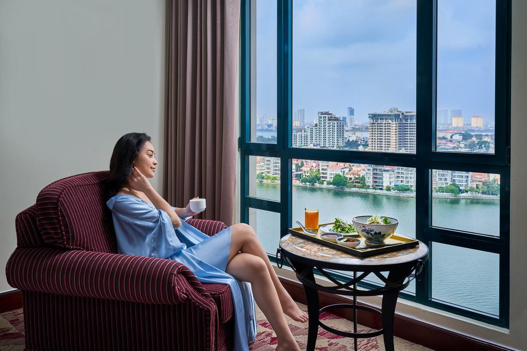 Top 50 khách sạn Hà Nội giá rẻ view đẹp ở trung tâm từ 2-3-4-5 sao tốt nhất
