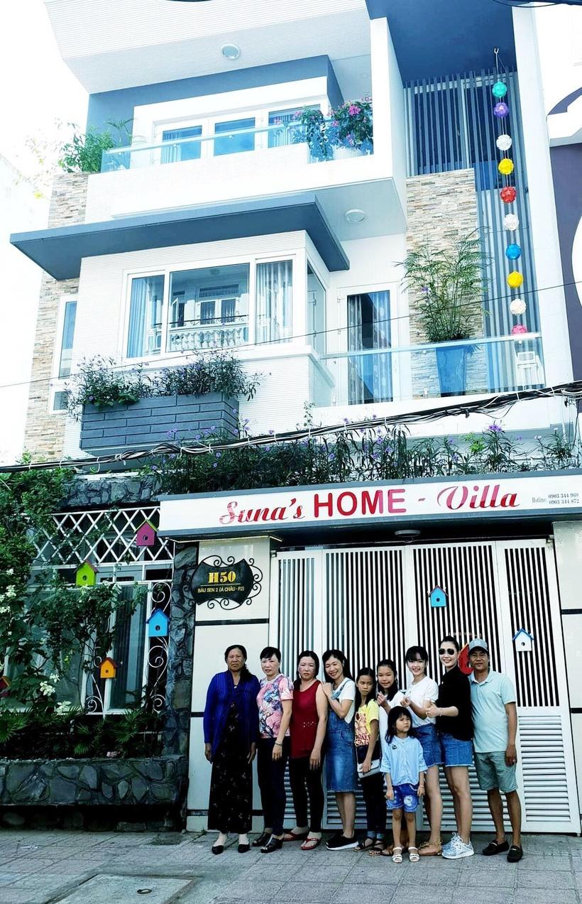 Suna's HOME - Villa: Lâu đài nhỏ mơ màng giữa cát trắng, biển xanh Vũng Tàu