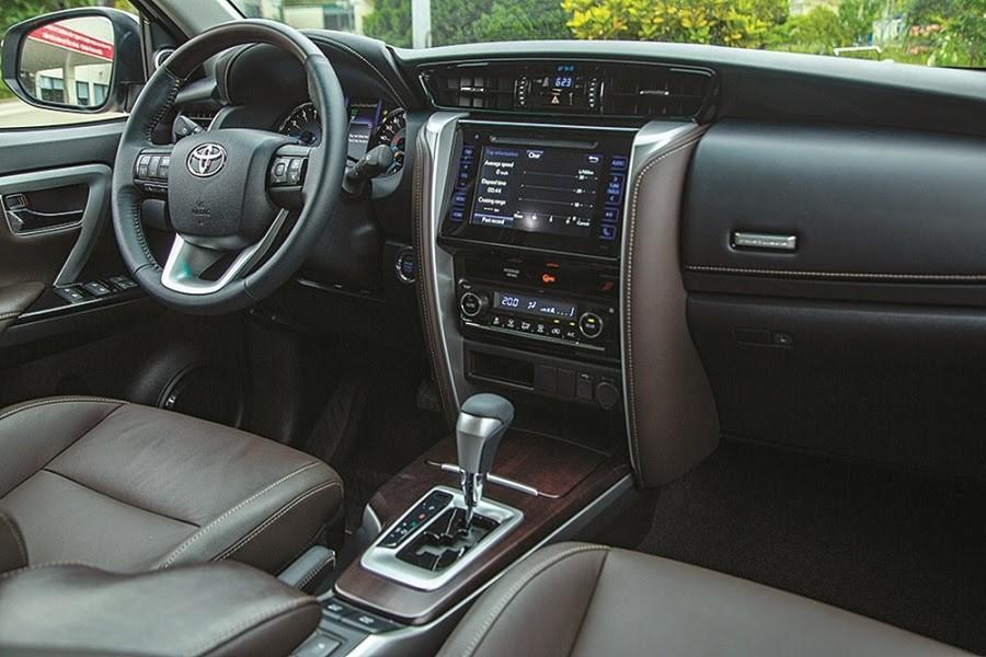 Quá trình biến đổi của xe Toyota Fortuner trong các năm qua - Update 2020