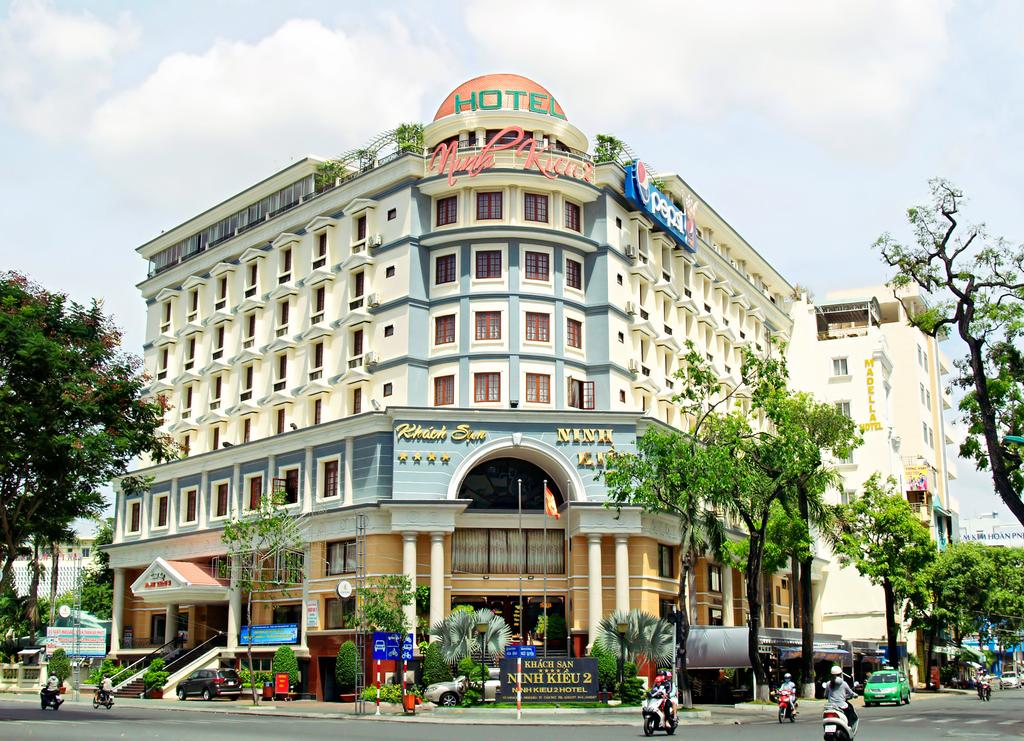 Top 40 khách sạn Cần Thơ giá rẻ view đẹp ngắm phố, bến Ninh Kiều tốt nhất