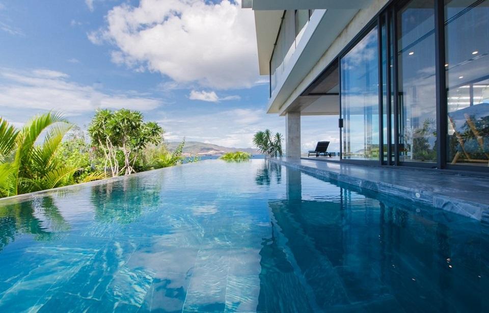 52 Biệt thự Villa Nha Trang giá rẻ gần biển đẹp nguyên căn có hồ bơi