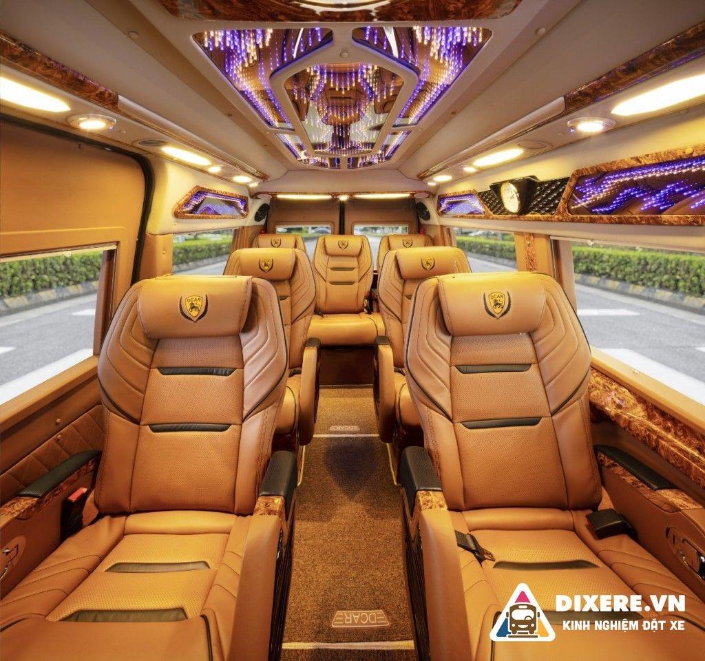Xe limousine Vip Hà Nội Hải Phòng chất lượng và uy tín