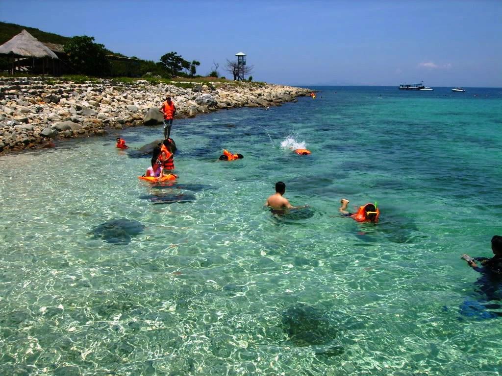 Lịch trình tour 3 đảo Nha Trang uy tín, giá rẻ đáng để book