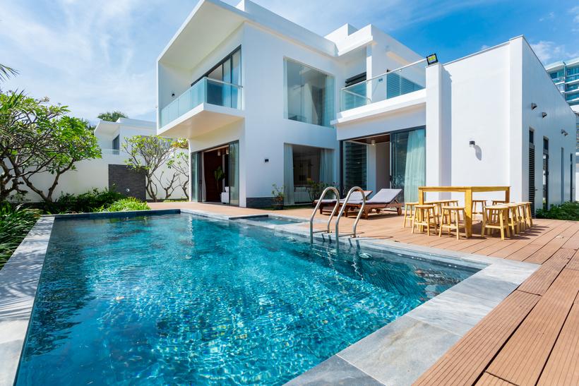 65 Biệt thự villa Vũng Tàu giá rẻ gần biển đẹp có hồ bơi chỉ từ 1 triệu