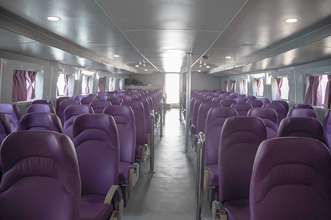 Các hãng tàu cao tốc Nam Du – Rạch Giá tốt nhất nên đặt vé sớm