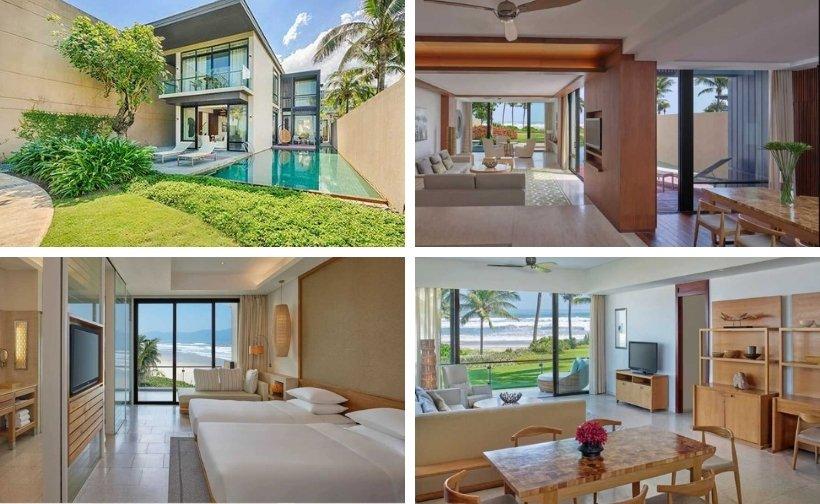 60 Biệt thự villa Đà Nẵng giá rẻ gần biển đẹp có hồ bơi cho thuê nguyên căn