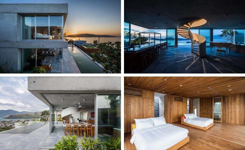 62 Biệt thự Villa Nha Trang giá rẻ gần biển đẹp nguyên căn có hồ bơi