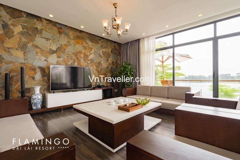 Top 20 Biệt thự villa Flamingo homestay Đại Lải giá rẻ view đẹp có hồ bơi cho thuê
