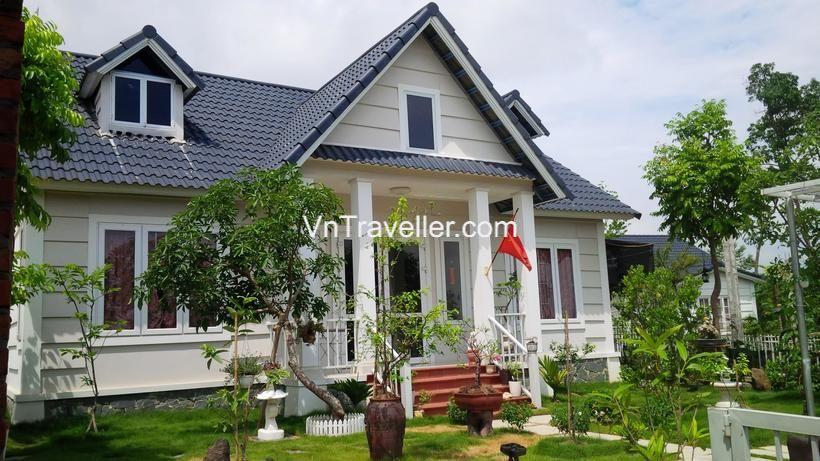Top 10 Biệt thự villa Hòa Bình Mai Châu Lương Sơn giá rẻ đẹp cho thuê