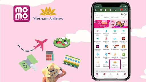 Đặt mua vé máy bay giá rẻ giúp tiết kiệm chi phí tối đa cho chuyến đi của bạn